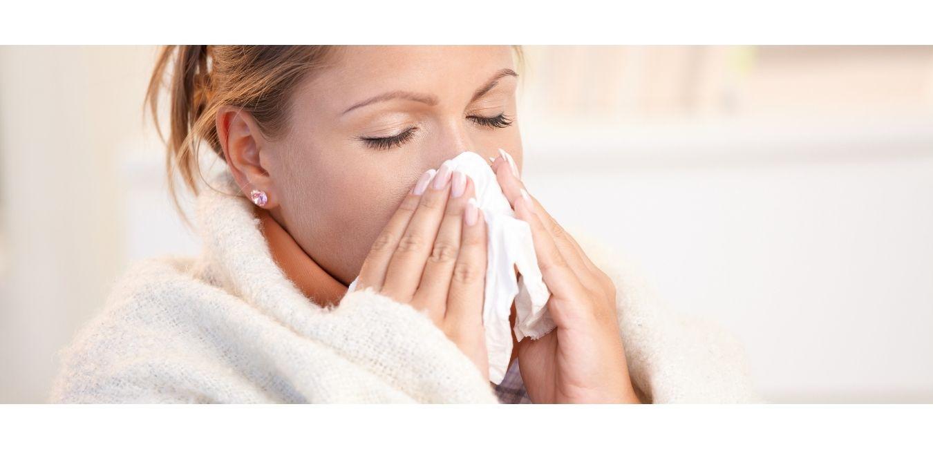 Острые респираторно-вирусные инфекции