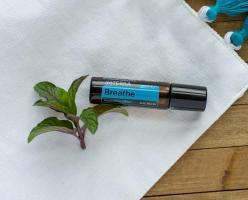 Респираторная смесь doTERRA Touch Breathe , роллер, 10 мл