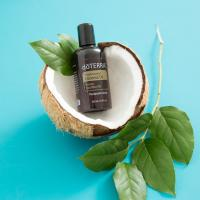 Масло doTERRA Фракционированное кокосовое масло, Fractionated Coconut oil, 115 мл