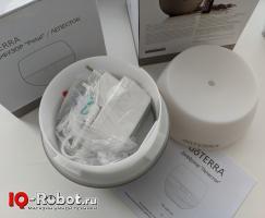 Диффузор doTERRA Лепесток 2.0 (PETAL DIFFUSER) для эфирных масел