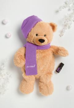 Плюшевый согревающий медвежонок Тедди doTERRA