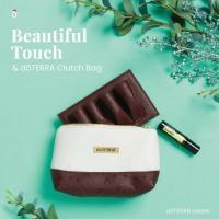 Смесь Бьютифул, doTERRA Beautiful Touch, роллер и Клатч для масел