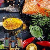 Набор эфирных масел doTERRA «Кулинария» в боксе